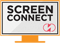 Use Screen Connect to meet online with our technical support personnel.