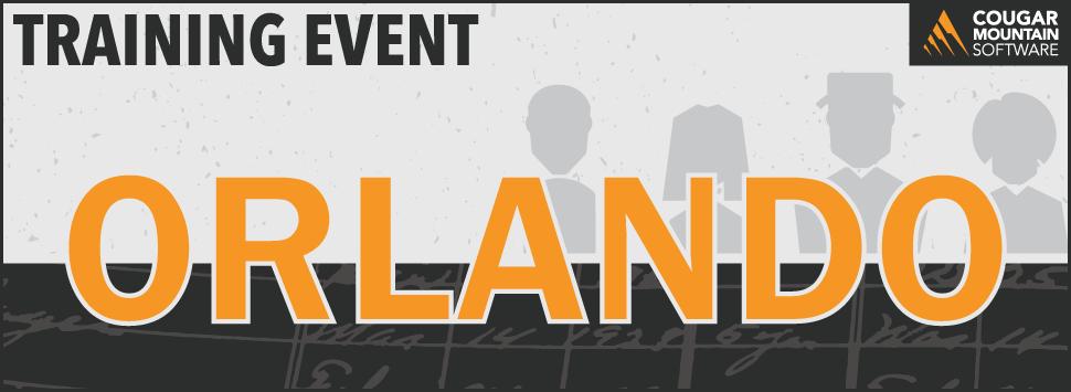 Orlando Regional Training – Feb 17-21