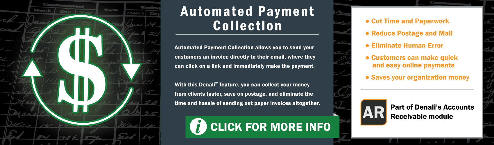 Auto Payment Collection