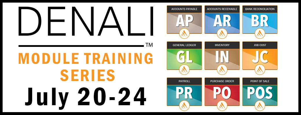 Module Training Series