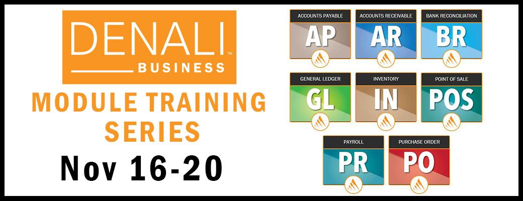 Denali Business Training