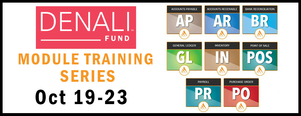 Denali Fund Training